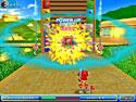 in-game screenshot : Xango Tango (pc) - Crate-crashing action, brain-stretching fun!