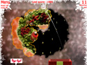 in-game screenshot : Xmas Stars (og) - Catch the Xmas Stars!