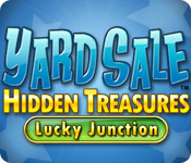 Yard Sale Hidden Treasures: Lucky Junction Walkthrough