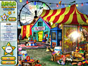 in-game screenshot : Yard Sale Hidden Treasures: Sunnyville (pc) - Search for hidden swag in Sunnyville.