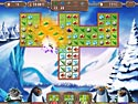 Screenshot: Yeti Quest: Crazy Penguins Game