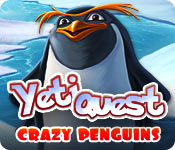 Yeti Quest: Crazy Penguins for Mac Game