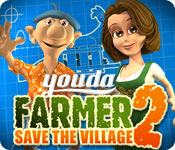 Youda Farmer 2: Save the Village Game Featured Image