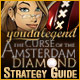 Youda Legend: The Curse of the Amsterdam Diamond Strategy Guide picture