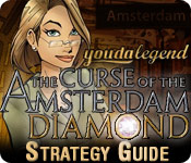 Youda Legend: The Curse of the Amsterdam Diamond Strategy Guide feature