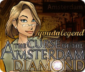 Youda Legend: The Curse of the Amsterdam Diamond - Online