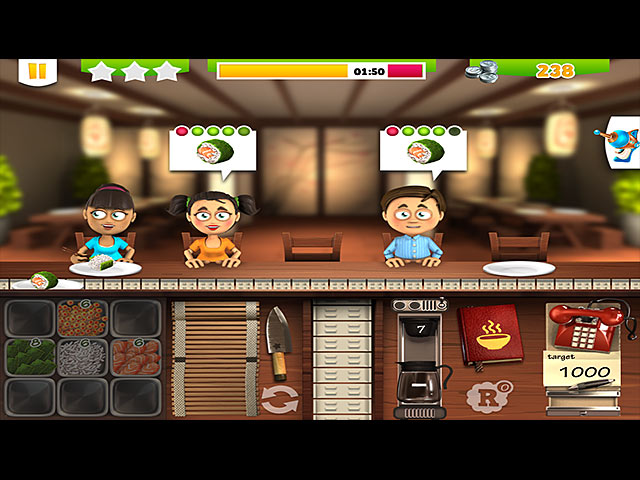 Download Youda Sushi Chef 2