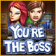 You're The Boss Game