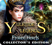 Buy PC games online, download : Yuletide Legends: Frozen Hearts Collector's Edition