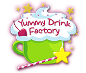 Logo Yummy Drink Factory