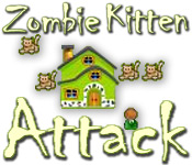 Buy PC games online, download : Zombie Kitten Attack