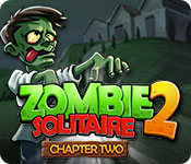 Buy PC games online, download : Zombie Solitaire 2: Chapter 2