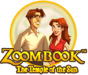 Zoom Book - The Temple of the Sun Game Featured Image
