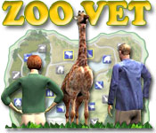 Zoo Vet Feature Game