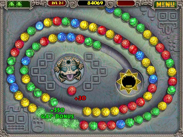 Zuma Deluxe Screenshot http://games.bigfishgames.com/en_zuma/screen1.jpg