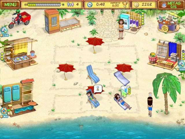 Image Beach Party Craze