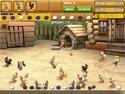 in-game screenshot : Chicken Chase (pc) - ¡Al rescate de los pollos!