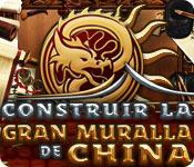 Construir la Gran Muralla de China
