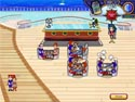 in-game screenshot : Diner Dash Flo on the Go (pc) - ¡Gana propinas en medio de turbulencias!
