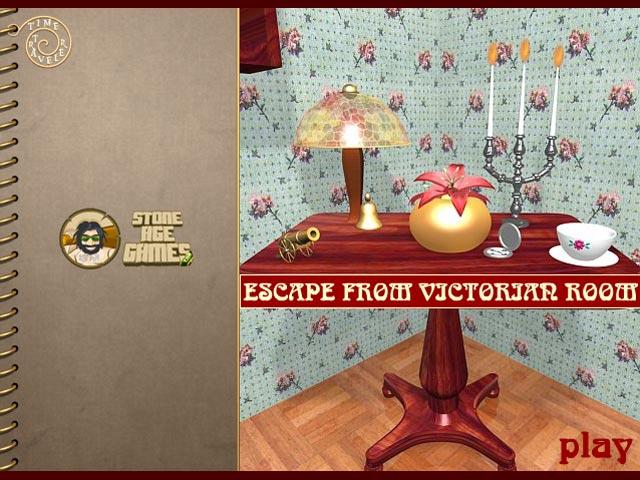 Image Escapar de la sala victoriana