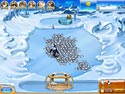 in-game screenshot : Farm Frenzy 3: La era de hielo (pc) - ¡Viaja al Polo Norte con Farm Frenzy!