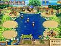 in-game screenshot : Farm Frenzy: Gone Fishing (pc) - ¡Atrapa peces exóticos!