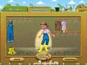 in-game screenshot : Farmer Jane (pc) - Ayuda al abuelo con su granja.