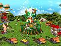 in-game screenshot : Floating Kingdoms (pc) - Crea  un reino de la tierra al cielo.