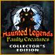 descargar juegos de ordenador : Haunted Legends: Faulty Creatures Collector's Edition