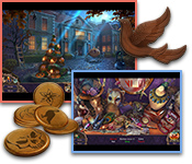 descargar juegos de ordenador : Haunted Manor: Halloween's Uninvited Guest Collector's Edition
