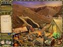in-game screenshot : Jewel Quest Mysteries: Curse of the Emerald Tear (pc) - ¡Resuelve el misterio de las joyas!