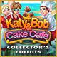 nuevos juegos para PC Katy and Bob: Cake Cafe Collector's Edition