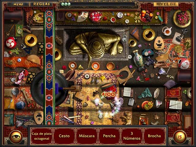 Liong:  Los Amuletos Perdidos Capturas de pantalla