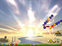 in-game screenshot : Luxor: 5th Passage (pc) - ¡Sumérgete en la aventura de disparar a las canicas!