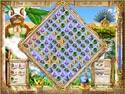 in-game screenshot : Magic Match - The Genie`s Journey (pc) - Conoce al geniecillo de este juego.
