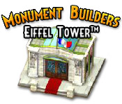 Monument Builder: Eiffel Tower