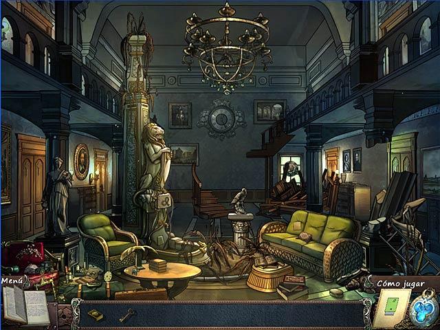 Mystery of Mortlake Mansion Full Español FS