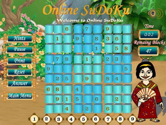 Image Sudoku online