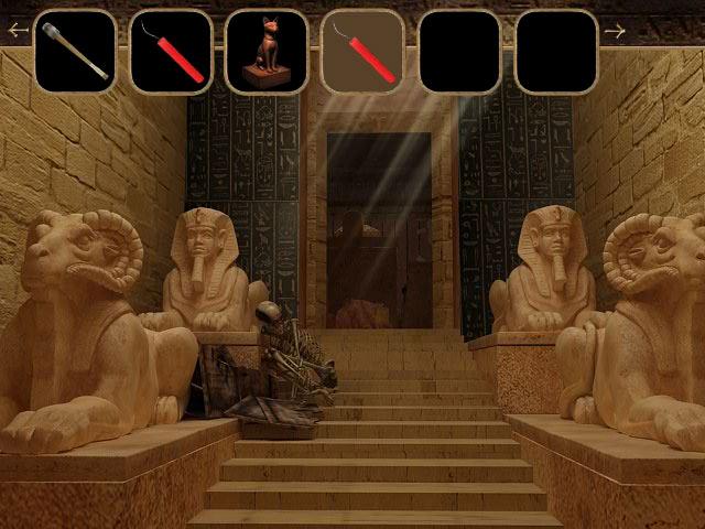 Image Tumba de Pharaoh