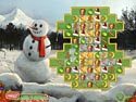 in-game screenshot : Puzzle Navideño (pc) - ¡Prepara tu casa para recibir a Papá Noel!