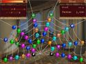 in-game screenshot : Rainbow Web II (pc) - ¡Rompe el hechizo!