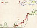 in-game screenshot : Raxx: El perro pintado (pc) - ¡Ayuda a Raxx a salir del mundo del dibujo!