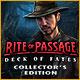 descargar juegos de ordenador : Rite of Passage: Deck of Fates Collector's Edition