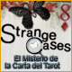 Comprar Strange Cases: El Misterio de la Carta del Tarot