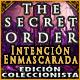 Descargar The Secret Order: Intención Enmascarada Edición Coleccionista