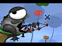 in-game screenshot : World of Goo (pc) - ¡Entra en el mundo de Goo!