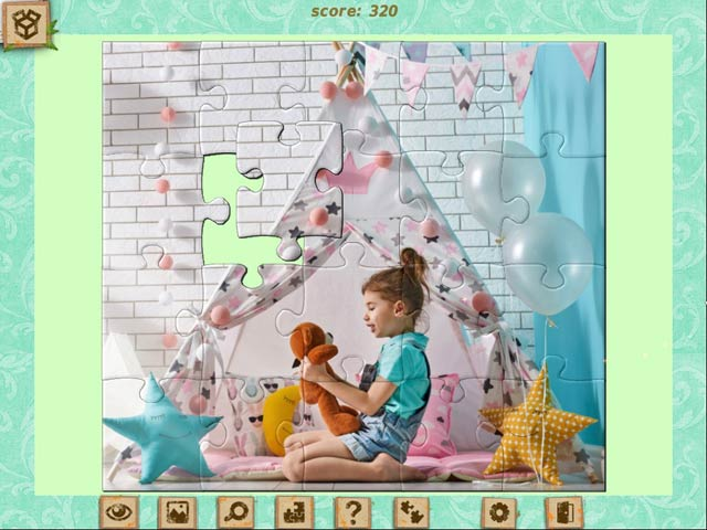 1001 Puzzles Home Sweet Home image