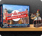 1001 Puzzles Tour du Monde Châteaux et Palais