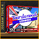 1001 Puzzles Tour du monde Londres