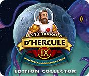 Les 12 Travaux d'Hercule IX: Un Héros a Marché sur la Lune Édition Collector